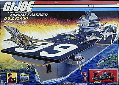 100% Complete USS Flagg is a fictional U.S. Navy Nimitz-class aircraft carrier.