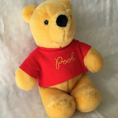 Vintage Sears Roebuck Winnie the Pooh Gund Plush stuffed Animail Disney 17""