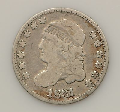 1831 Capped Bust Silver Half Dime *G78