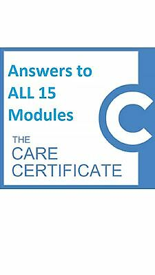CARE CERTIFICATE ANSWERS,sent To Your Verified PayPal Email Address.
