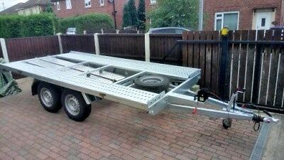 Car transporter very strong and solid 2700kg brand new