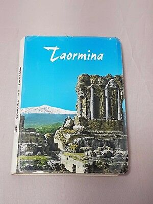 Vintage Collectable TAORMINA Postcard Set 22 Pictures