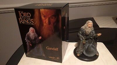 Weta - Lord Of The Rings Gandalf Statue 15Cm