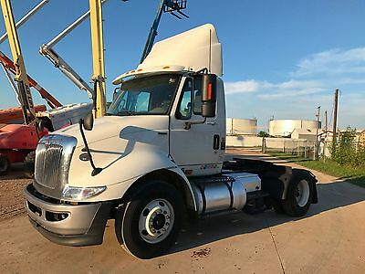 International Transtar 8600 Dayb Tractor Truck Single Axle Automatic 2012 Low Mi