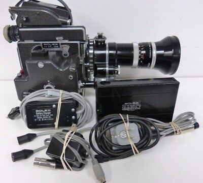 Bolex H16 SBM camera Including Lens. In working Condition All Clean