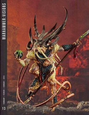 Warhammer: Visions Issue 13 February 2015 Games Workshop