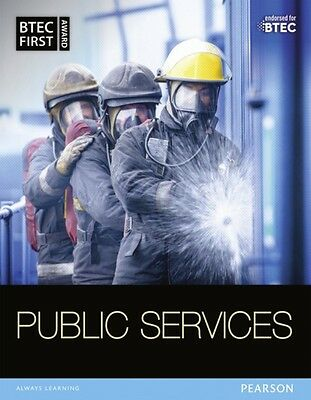 BTEC First in Public Services Student Book (BTEC First Public Services 2014) (P.