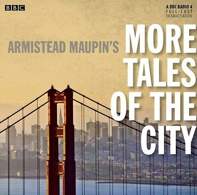 More Tales Of The City (Audio CD), Maupin, Armistead, Full Cast, 9781471339363
