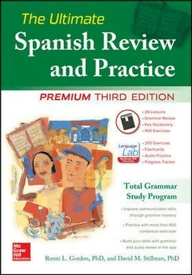 The Ultimate Spanish Review and Practice, 3rd Ed. (Paperback), Gordon, Ronni L..