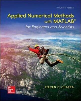 Applied Numerical Methods With Matlab F, Chapra, Steven C., 9780073397962