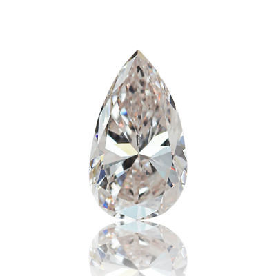 Pink Diamond Natural 0 .26 Ct GIA Certified Loose Light Fancy Color Pear Cut