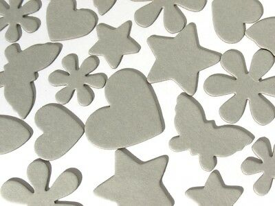 Silhouette - Forever In Time Chipboard Die Cuts