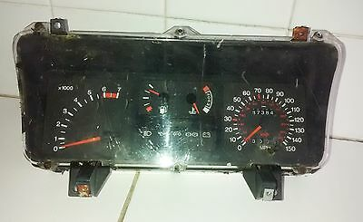 Ford Granada Mk2 instrument cluster (facelift model)