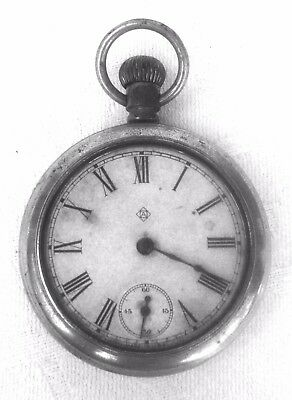 Antique Fob Watch - Made in USA