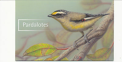 Australian Stamps: 2013 - Pardalotes - Post Office Pack