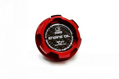 Nrz High Quality Red Honda Oil Filler Cap Civic Crv Integra Type R Jdm S2000