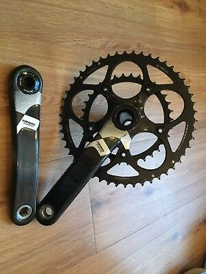 SRAM Force 10 Speed Carbon Chainset