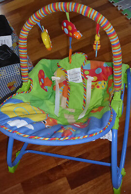 Baby bouncer rocker fisher price