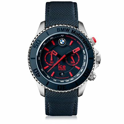 3335447 Ice Watch Bmw Motorsport Orologio Da Polso, Quadrante Analogico Da Uomo,