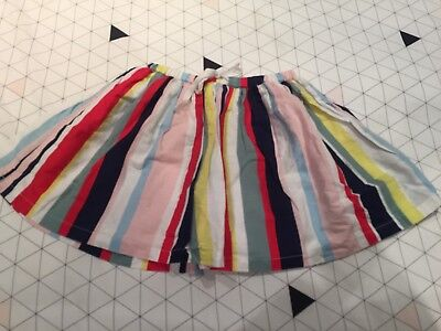"""Girls Country Road Size 10 """"Rainbow"""" Skirt"""