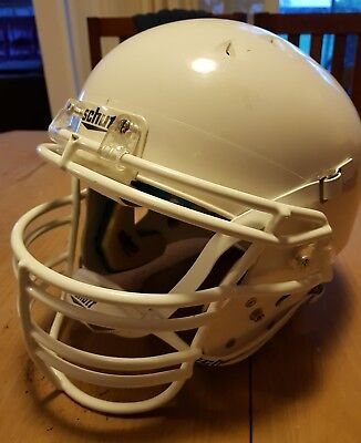 American Football Gridiron Helmet. used in 2 games only Schutt DNA PRO x-large