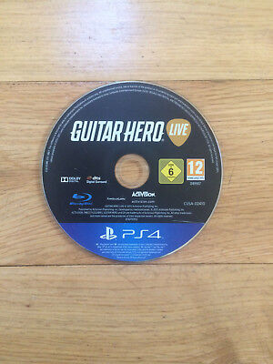 Guitar Hero Live for PS4 *Disc Only*