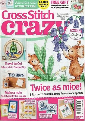 Cross Stitch Crazy Issue 215