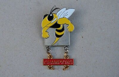 Coventry Bees Speedway Badge With Champions Bar