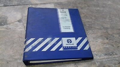 New Holland TS Tractor Electrical Training Manual