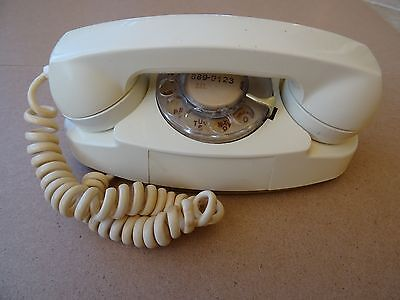 Western Electric Made in USA Vintage Rotary Princess Phone