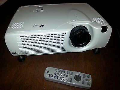 3M X65 LCD Projector +++ USED +++ PERFECT!!! +++