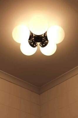 Diner Flush Mount Light