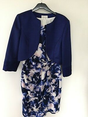 Precis Dress and Jacket Set, Size 14, New with Tags
