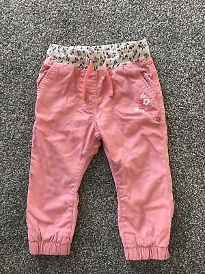 Next Baby Girls Trousers Age 12-18 Months