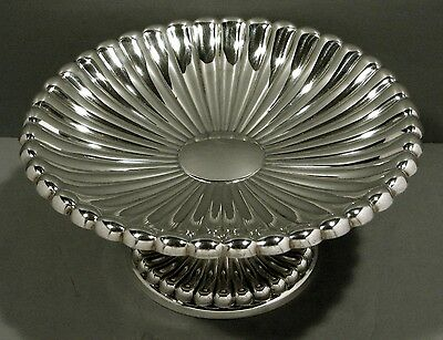Reed & Barton Stering Compote      1933     * JAPANESE TASTE  *        1-2
