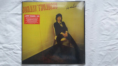 Johnny Thunders - So Alone 2LP Ltd x 500 Coloured Vinyl (Sealed) New York Dolls