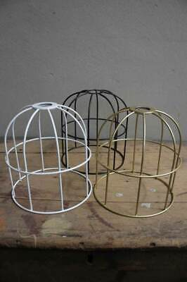 Round Cage Shade - Large
