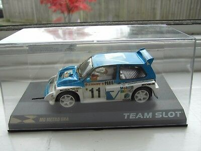 Scalextric/fly/carrera/ninco/scx  Mg Metro 6R4