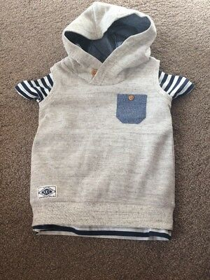 Bnwot Next Baby Boys Top 18-24 Months