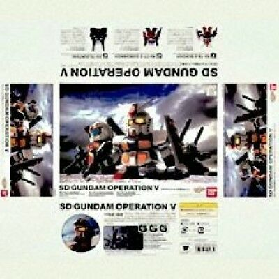 Gundam SD Gundam Operation V Set (Japan Import)