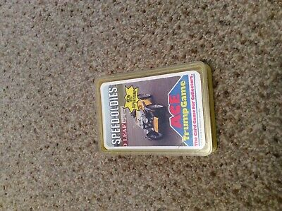 Vintage Top Trumps Ace Trump Game Speed Oldies - Complete Set of 32 Card