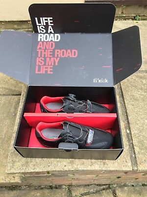 Fizik R3 Boa 42.5 road cycling shoes