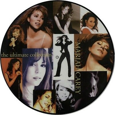 MARIAH CAREY - Greatest Hits - Ultimate Collection 1998 Jap Promo Only Pic Disc