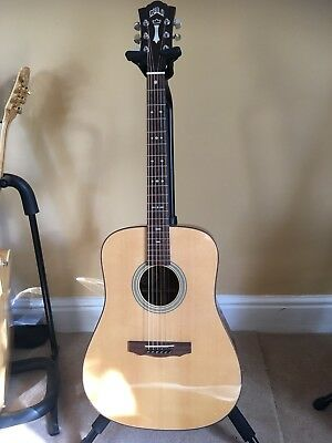 Guild GAD-50 With LR Baggs Anthem Pickup