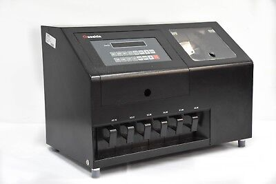 Cassida C900 Professional Heavy Duty High Speed Coin Counting Machine Counter