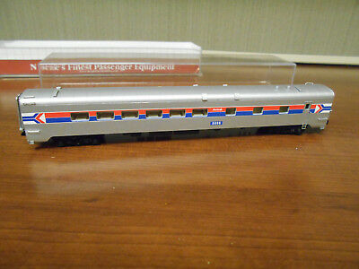 N-Scale Centralia Eastern Diner car Amtrak AMTK #8096 Phase I