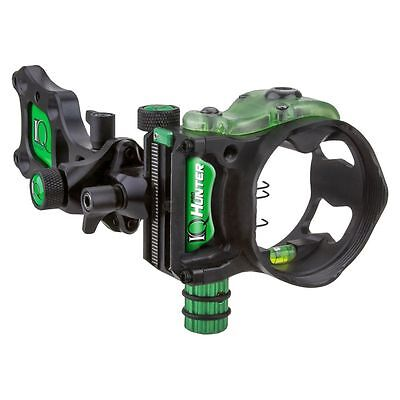 NEW IQ Pro Hunter Bow Archery Sight with Retna Lock Left Hand # IQ00351