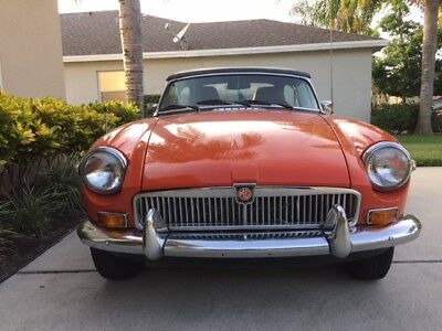 1977 MG MGB  One of a kind MGB