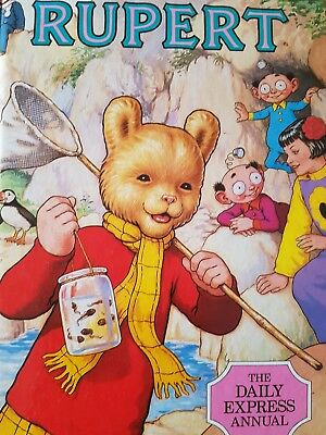 Rupert Bear Annual 1986 - Excellent Condition price unclipped