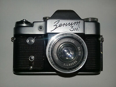 Zenit-3M with Industar-50. AS-IS